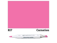 ILLUSTRATION MARKER AA CARNATION R17 AAM-R17