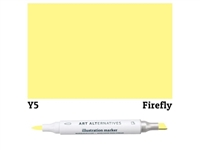 ILLUSTRATION MARKER AA FIREFLY Y5 AAM-Y5