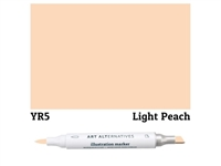 ILLUSTRATION MARKER AA LIGHT PEACH YR5 AAM-YR5