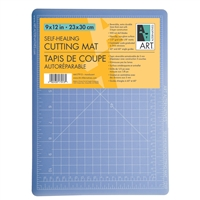 CUTTING MAT TRANSPARENT 9X12 INCHES AA17913