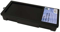PENCIL BOX BLACK 10IN AA18600