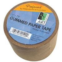 TAPE GUMMED 2 INCHES x 75 Feet  AA20190