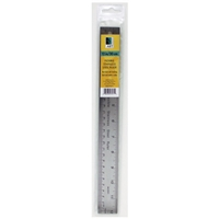 RULER METAL STEEL FLEX CORK 12 INCHES AA27071