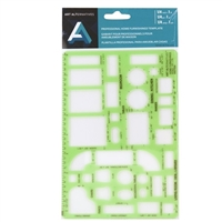 TEMPLATE HOME FURNISHINGS 1/4 INCHES AA27204