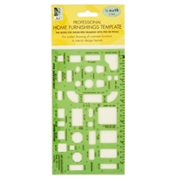 TEMPLATE HOME FURNISHINGS 1/8 INCHES AA27205