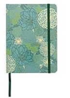 DRAWING JOURNAL DOT PAD 6x8 INCHES FLORAL 96SH AAJL0041