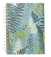 DRAWING JOURNAL DOT PAD 6X8 INCHES GOLD GARDEN 96SH AAJL0049