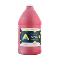 AA ACRYLIC 1/2 GALLON BRIGHT RED AA91032