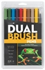 MARKER SET TOMBOW DUAL BRUSH 10 SECONDARY TB56168