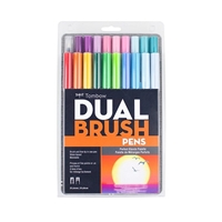 MARKER TOMBOW DUAL BRUSH SET 20/PERFECT BLENDS TB56193