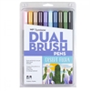 MARKER TOMBOW DUAL BRUSH SET 10/DESERT FLORA TB56197