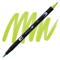 MARKER TOMBOW DUAL BRUSH 133 CHARTREUSE TB56514