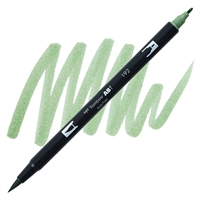 MARKER TOMBOW DUAL BRUSH 192  ASPARAGUS TB56520