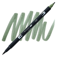 MARKER TOMBOW DUAL BRUSH 228 GRAY GREEN TB56523
