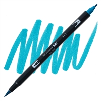 MARKER TOMBOW DUAL BRUSH 443 TURQUOISE TB56549