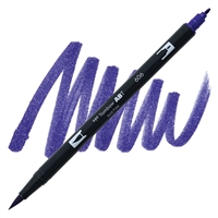 MARKER TOMBOW DUAL BRUSH 606 VIOLET TB56568