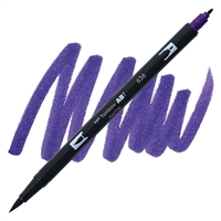 MARKER TOMBOW DUAL BRUSH 636 IMPERIAL PURPLE TB56571