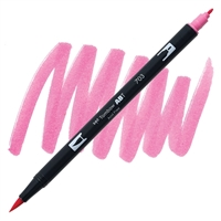 MARKER TOMBOW DUAL BRUSH 703 PINK ROSE TB56579