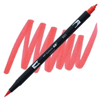MARKER TOMBOW DUAL BRUSH 885 WARM RED TB56603