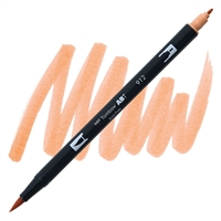 MARKER TOMBOW DUAL BRUSH 912 PALE CHERRY TB56606