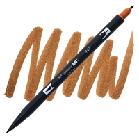 MARKER TOMBOW DUAL BRUSH 947 BURNT SIENNA TB56612