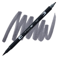 MARKER TOMBOW DUAL BRUSH N45 COOL GRAY 10 TB56630