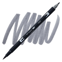 MARKER TOMBOW DUAL BRUSH N55 COOL GRAY 7 TB56633