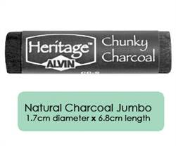 CHARCOAL SOFT AND CHUNCKY  CC12D