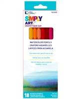 WATERCOLOR PENCIL SET 18 LOEW 1021090-disc