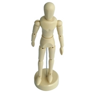 MANIKIN 8 INCH PLASTIC ADJUSTABLE 217
