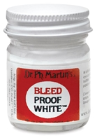 INK BLEEDPROOF WHITE 1 OZ DR400032