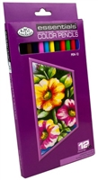 COLOR PENCIL SET 12 ROYAL PEN-12