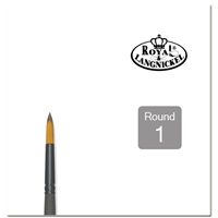BRUSH MR43R 1 ESS ROUND MR43R-1