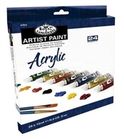 ACRYLIC SET ROYAL 24-12ML TUBES ACR24