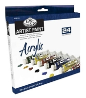 ACRYLIC SET ROYAL 24 21ML TUBES ACR21-24