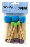 SPONGE STIPPLER 10 PC SET RD116
