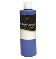 CHROMACRYL NEON BLUE 500ML 1224