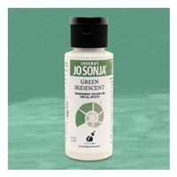 JO SONJA IRIDESCENT GREEN 2OZ 3151