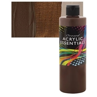 ESSENTIALS 500ML BURNT UMBER 50015