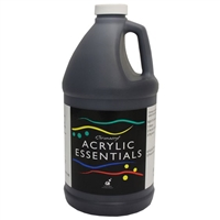 ESSENTIALS 1/2 GALLON 2000ML BLACK 56008