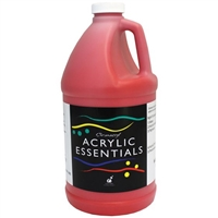 ESSENTIALS 1/2 GALLON 2000ML WARM RED 56183