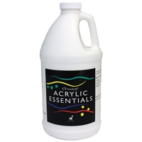 ESSENTIALS 1/2 GALLON 2000ML WHITE 56183