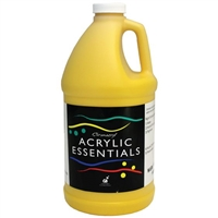 ESSENTIALS 1/2 GALLON 2000ML COOL YELLOW 56190