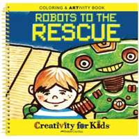 ROBOTS TO THE RESCUE BOOK 6009000