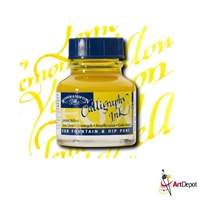 INK WINSOR F-DP LEMON YELLOW 30ML WN1111345