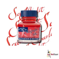 INK WINSOR F-DP SCARLET 30ML WN1111601
