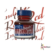 INK WINSOR F-DP INDIAN RED  30ML WN1111317