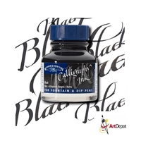 INK WINSOR F-DP BLACK 30ML WN1110030