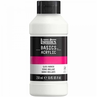 VARNISH LIQUITEX BASICS GLOSS 250ML LQ1041008