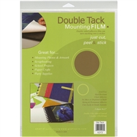 DOUBLE SIDED MOUNTING FILM 9X12 3PACK GXKDT3
